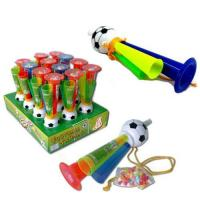 Buy cheap Football Trumpet toy candy from wholesalers