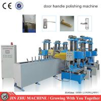 Buy cheap High production conveyor automatic door handle polishing machine from wholesalers