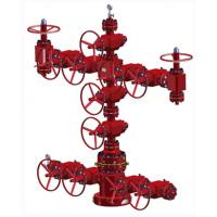 Buy cheap Xmas Tree ( Gas ) Wellhead Equipment with Fange Conncetion from wholesalers