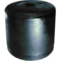 Butt fusion end cap pe pipe fitting