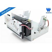 Buy cheap ROHS CE certificated 4 inch printing width easy operation kiosk thermal printer from Wholesalers