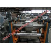 Buy cheap Used Interchangeable Design C and Z Purlin Roll Forming Machine, Purlining Rolling Machinery with High-Quality from wholesalers