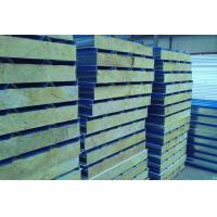 Buy cheap insulation mineral wool sandwich panel from wholesalers
