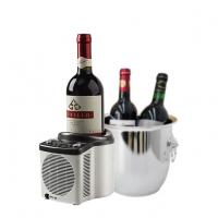 Buy cheap One bottle wine Beverage Cooler Warmer 12V 3A adapter , white color from wholesalers