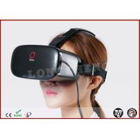 Buy cheap 1080P High Resolution Virtual 3D Glasses With AMOLED Displayer from wholesalers