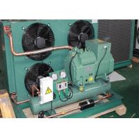 Buy cheap Cold Storage Refrigeration Air Cooled Condensing Unit With 5HP Bitzer Compressor from wholesalers