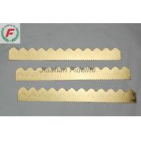 Buy cheap Customized Coffin Fittings Funeral Decoration , Pp Material Casket Lace from wholesalers
