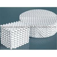 Buy cheap Acid-Resistance Ceramic Structured Packing from wholesalers