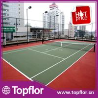 Buy cheap Whole Sale Superior Quality Tennis Vinyl Sports Flooring from wholesalers