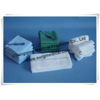 Buy cheap Hospital Surgical Gauze Lap Sponges Help Distribute the Pressure and Stop Bleeding from wholesalers