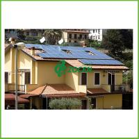 Buy cheap High Efficiency 360V - 440V 8KW Residential Solar Power System CEC / MCS from wholesalers