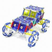 Buy cheap Children's Magnetic Toy with Steel Ball product