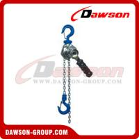 Buy cheap DAWSON DSLH-E Mini Lever Hoist with lower hooks with CE certifications from wholesalers