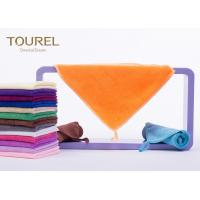 Buy cheap Durable Cut Pile Hotel Bath Towels Premium 100% Cotton 35x35 from wholesalers