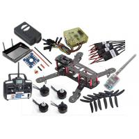 Buy cheap FPV 5.8G TX Mobius camera Full Kit Carbon Fiber Mini QAV250 C250 Quadcopter from wholesalers