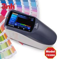 Buy cheap 3NH Spectrophotometer YS3060 with UV light usually used in automobile and paints for color control and management from wholesalers