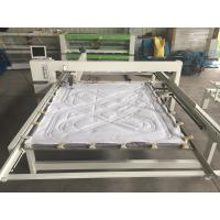Buy cheap Bedcover Computerized Single Needle Quilting Machine Carpet Making Machine from wholesalers