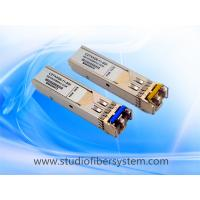 Buy cheap Dual 10KM 1260~1610 CWDM 3G SDI Video SFP Optical Transceiver module from wholesalers