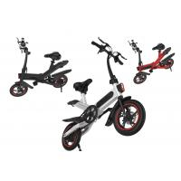 Buy cheap Women ' S Fold Down Bike , Portable Electric Folding Mini Bike High Performance from wholesalers