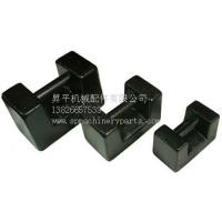 Buy cheap New Product Cheap Price Hardware Cast Grey Iron Heavy Capacity Weights Make In China from wholesalers