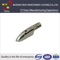 Buy cheap Wear Resistant Investment Casting Example Products With Mirror Polish / Bright Finish from wholesalers