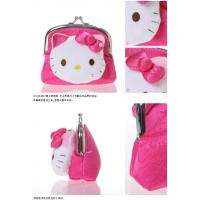 Buy cheap 2012 Hello Kitty Jacquard Fabrics Clutch Coin Purse and Bag from wholesalers
