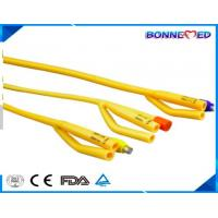 Buy cheap BM-5101 Hot Sale Wholesale Price Disposable Latex Foley Catheter 2 way in Blister Packing from wholesalers
