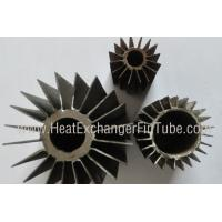 Buy cheap HF Welded Longitudinal Twisted TP306 / TP316L SS Heat Exchanger U Tube from wholesalers