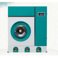 Buy cheap Computer Control Industrial Dry Cleaning Machine , Cloth Dry Cleaner Machine 8kg from wholesalers