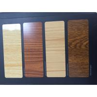 Buy cheap 0.35*914mm wood grain finish ppgi steel coil from wholesalers