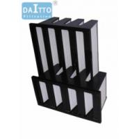 Buy cheap Gas Turbine Combustion High Flow Panel Filter Max Temperature 80℃ Rated from wholesalers