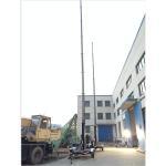 Buy cheap telecommunication antenna mast trailer from wholesalers