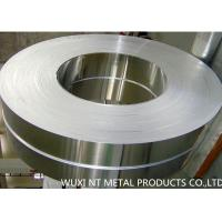 Buy cheap 2mm - 600mmWidth AISI SUS 304 Stainless Steel Strip For Machine Industry from wholesalers