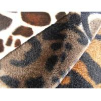 Buy cheap Animal Print Velboa from wholesalers