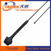 Buy cheap 1 section fiber mast car antenna/ fiberglass mast car antenna/ active radio antenna TLD1290 from wholesalers