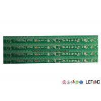 Buy cheap OEM Double-sided Fr4 LED PCB Board with OSP Surface Treatment product