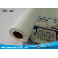 Buy cheap Large Format 380gsm Inkjet Print Matte Cotton Canvas Roll for Eco Solvent Ink product