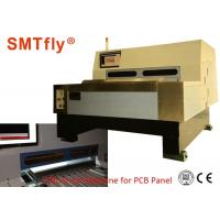 Buy cheap 3.0KW PCB V Groove Cutting Machine , 220V Cnc V Grooving Machine TBI/THK Screw from wholesalers