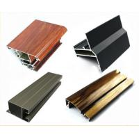 Professional Aluminum Window Profiles Accessory For Industrial / Transportation