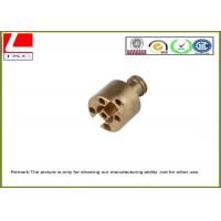 Buy cheap Precision Brass stainless steel aluminum , copper CNC Turning Machining Parts product