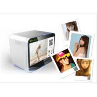 Buy cheap Transparent Media Player LCD Display Advertising Show Box , Transparent LCD Monitor from wholesalers