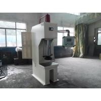 Buy cheap Servo Drive C Type Hydraulic Power Press Machine 125T Capacity from wholesalers
