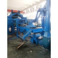Buy cheap 1000kg/hr Used Tire Recycling Machine For Steel Wire Tire , Automatic Tire Recycle Machine from wholesalers