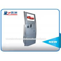 Buy cheap Multifunction Digital Signage Bill Payment Kiosk With Bill Validator Credit Card Reader Optional from wholesalers