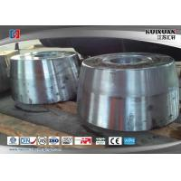 Buy cheap 16MnD P91 Q235 Conehead Forging Stainless Steel with Alloy Steel / Carbon Steel Conehead from wholesalers