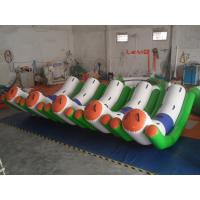 Buy cheap Airtight Inflatable Water Games For Water Park / Fun Inflatable Seesaw from wholesalers