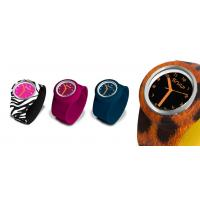 Buy cheap 2012 colorful flower shape slap watches for girls ET1155D from wholesalers