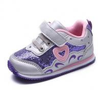 Buy cheap 21-25#, Glitter+PU upper, EVA out sole  New style cute children shoes kids footwear for girls from wholesalers