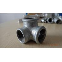 Buy cheap Customized malleable iron pipe fitting, made in China professional manufacturer from wholesalers