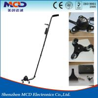 Buy cheap DVR Function Under Vehicle Inspection Camera Three Wheels For Security Checking from wholesalers